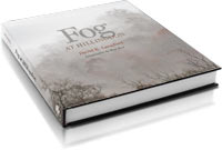 Fog at Hillingdon coffee table book