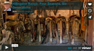 Hillingdon Ranch Book Slide Show