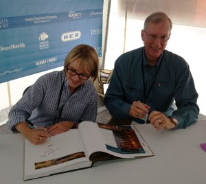 Book Festival Signing