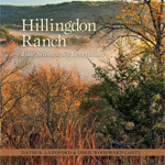 Hillingdon Ranch Book label